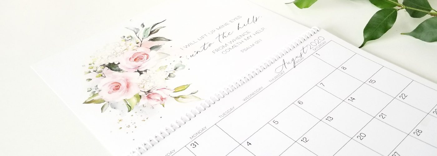 christian calendars
