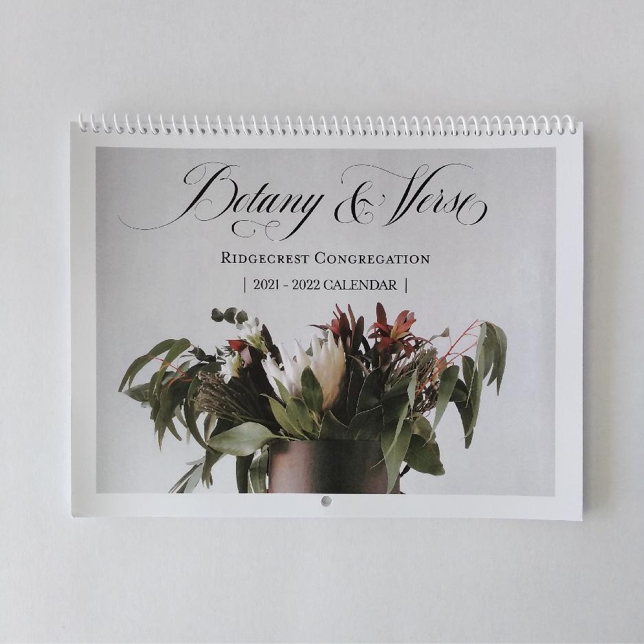 BOTANY + VERSE calendar-birthday front-15