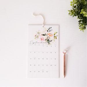 floral calendar