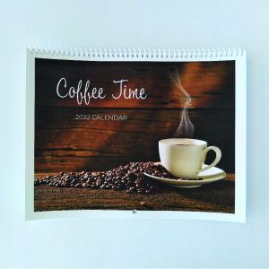 Coffee Time Calendar front